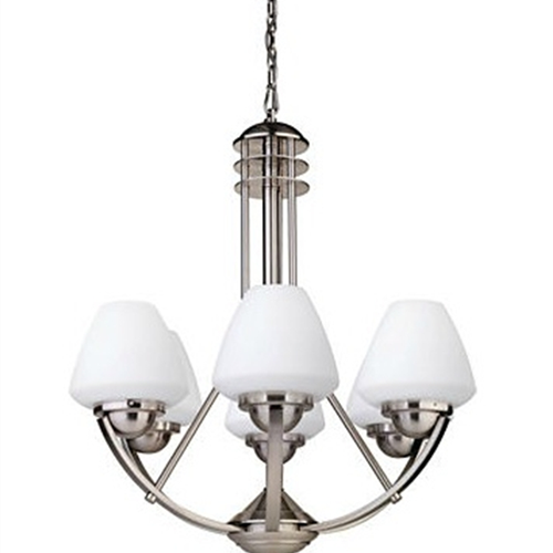 36348 chandelier chrome 6x24W 240V