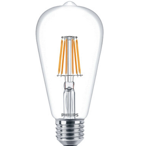 LED Fila 4.3-50W E27 WW ST64 ND 1CT APR